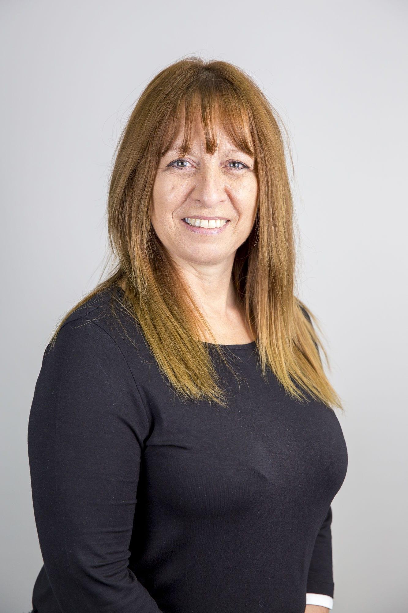 TW employee Gillian Jarvis