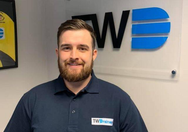 tw drainage employee Dan green